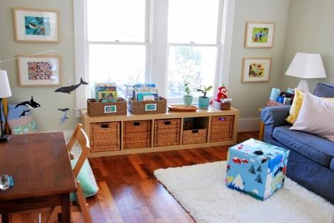 Los regalos y el método Montessori